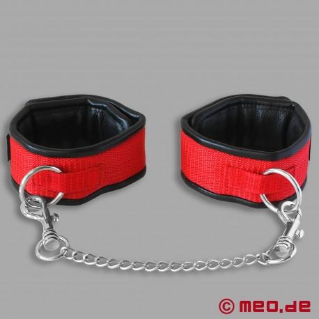 Restrizioni bondage: polsini Outdoor per piedi