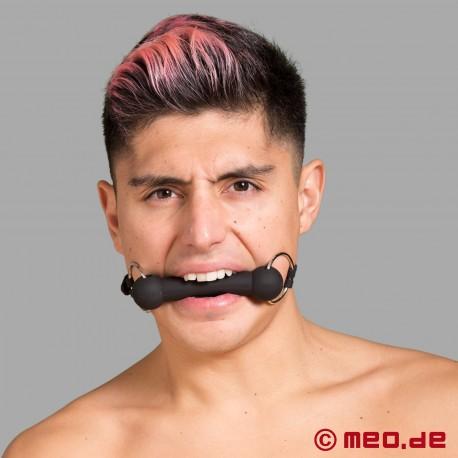 Mouth gag - Bite gag for bondage slaves