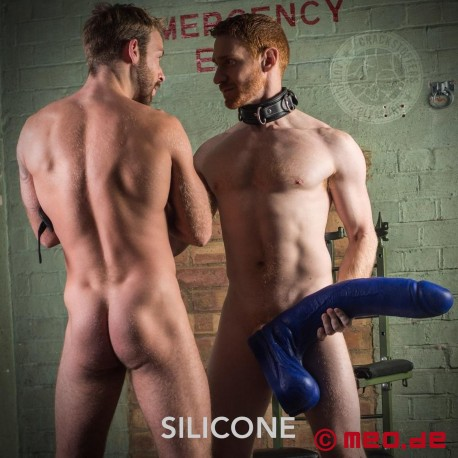 Crackstuffers Henry- Dildo in silicone XXL