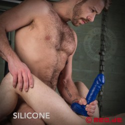 Crackstuffers Strom – Gode en silicone