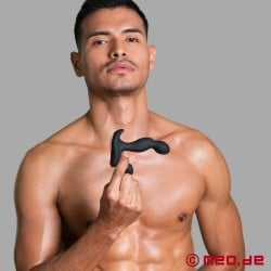 Alpha Male Elite Prostate Massage Vibrator with USB Connection