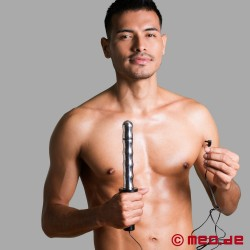 Mighty Merlin dildo with handle - electro sex from soft to hard