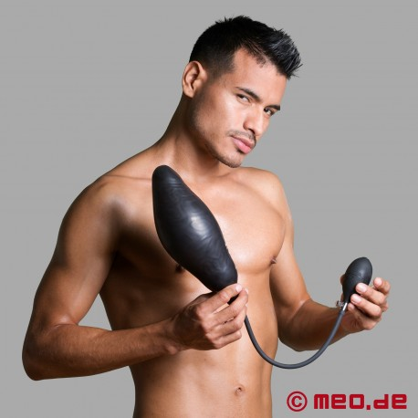 Inflatable Rubber Dildo