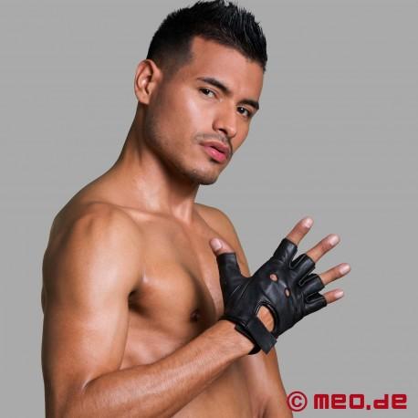 """Halbfinger-Handschuh """"Dominator"""" Dr. Sado"""