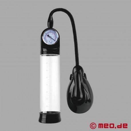 Dr. Cock - Pompa automatica con manometro per l'allungamento del pene