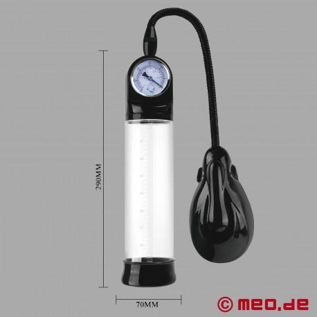 Dr. Cock – Automatische Penispumpe mit Manometer zur Penisvergrößerung