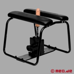 4-in-1 Banging Bench with sex machine