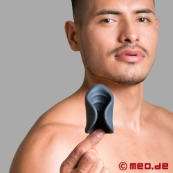 Vibrating Handjob Stroker – Masturbator for Men
