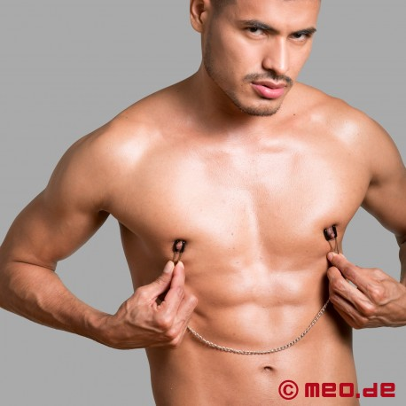 Nipple Tweezer - Adjustable nipple clamps
