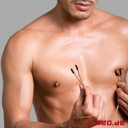 Nipple Tweezer - Adjustable nipple clamps