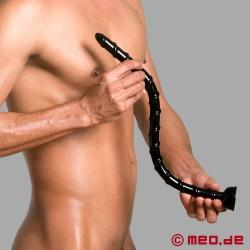 Ana(l)conda 50 cm - 18 Inch Swirl Thin Anal Snake
