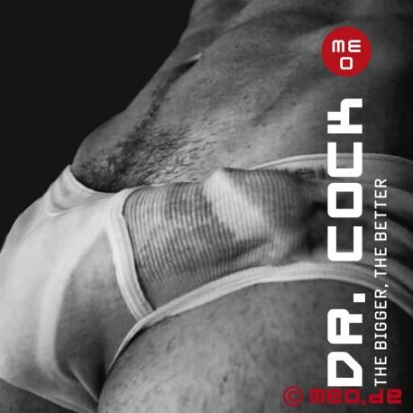 Dr. Cock – Masturbator & Penispumpe zur Penisverlängerung