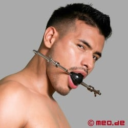 Ultimate Ball Gag Head Harness