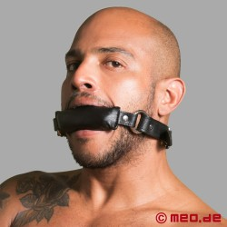 Pillow Gag Black Berlin - Lockable Gag
