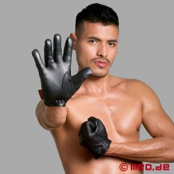 "Guanti Dr. Sado ""Leather Daddy"""