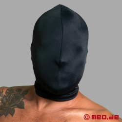 Spandex mask without openings - extra strong
