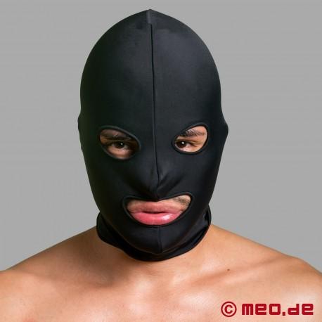 Spandex Maske - 2 lagig - mit Augen und Mund
