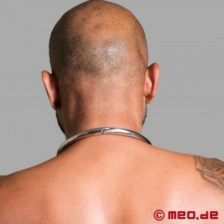 Halsband mit Kugelverschluss Euphoria – Fetischhalsband aus Stahl