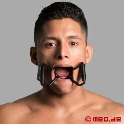 Bâillon bouche grande ouverte