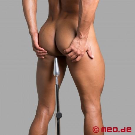 FUCKTORY - Bondage anale - Gogna con asta del dildo