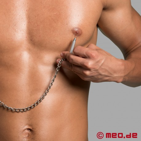Clinging Claws Nipple Clamps for men