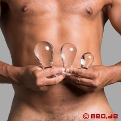 BUTT SLUT - Set completo per la dilatazione anale