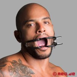 Trisma con protezione per i denti DeLuxe