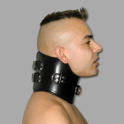 Bondage-Halsbänder