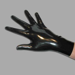 Gants en latex