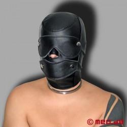 Cagoules et masques cuir