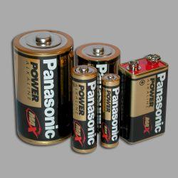 Batterie.