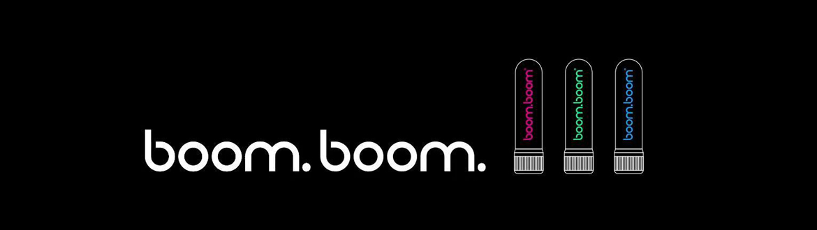 The party scene trusts BOOMBOOM! It gives you power, stops you feeling hungry and provides a fresh, invigorating feeling.