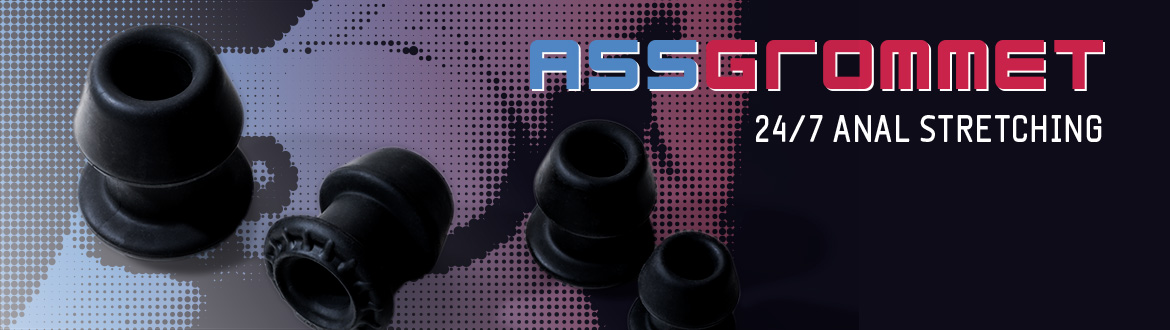 The Ass Grommet from MEO® keeps your asshole wide open, guarantees extreme sensations and lastingly stretches your hole with clearly visible results. Being so exposed is just great!